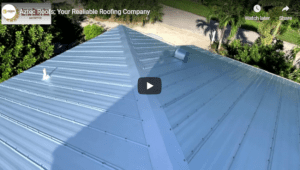 Aztec Roofs: Your Realiable Roofing Company