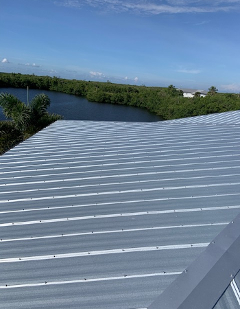 Flat Roof Replacement in Ft. Myers, Florida